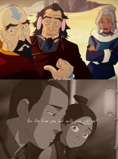 """""""When you get to be my age, you'll be thankful for the time you shared with your siblings."""" - Katara"""