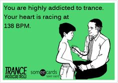 I listen to trance for everything! Dancing, exercising, driving, gaming, relaxing, cooking, cleaning and sexy time ^.^ lol