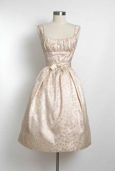 ~1950's Cute Cocktail Dress~