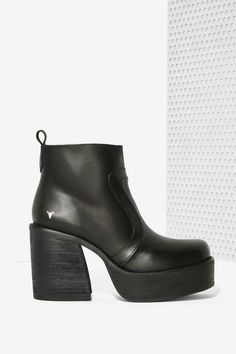 Windsor Smith Lucky Leather Boot