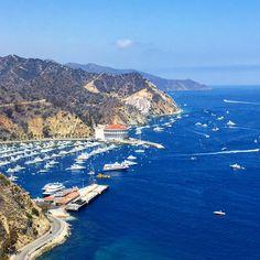 Avalon Harbor, Catalina