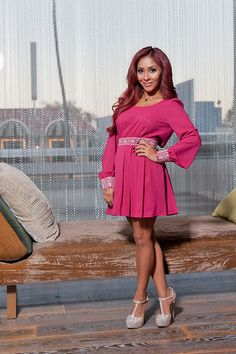 646379e95e The Snooki Shop - Snooki by Nicole Polizzi Women s Dress (SN 14E655) Petite