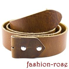 Wechselgürtel cognac Made in Italy kaufen bei Fashion-rose Rind, Italy, Belt, How To Make, Accessories, Fashion, Silver Decorations, Sporty, Belts