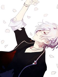 diabolick lovers Anime Wallpaper | Tags: Anime, Pixiv Id 633485, Diabolik Lovers ~Haunted dark bridal ...