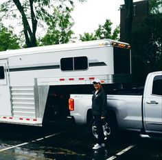 A big thank you to Jean Bickley of Olney Stables in Greenwich, CT on the purchase of her 4-Star Deluxe 2H from L.A. Trailer Sales, LLC! (800) 350-0358