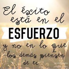 No dejes que los demás personas chafen tus sueños, esas ilusiones, no te rindas!!!