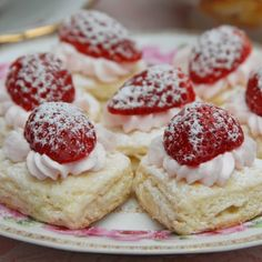 Pink Piccadilly Pastries: Scones & Muffins