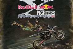 dany torres - redbull x-fighter