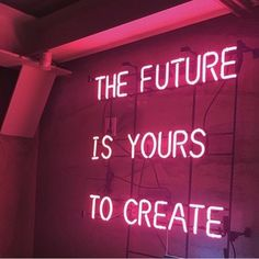 Personalized Neon Light from Apollo Box - The Words, Neon Words, Neon Signs Quotes, Pink Quotes, Neon Aesthetic, Quote Aesthetic, Aesthetic Vintage, Aesthetic Bedroom, Aesthetic Pictures