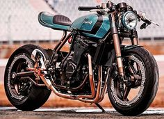 by CAFE RACER | Tag your bike #caferacergram | Kawasaki 1280 'Cafe Dragstar' by Custom Wolf #cafedragstar #customwolf #kawasaki #kawasakicaferacacer #caferacer #caferacers # See more on our profile or at facebook.com/caferacers