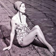 Photo pour le Vogue anglais, Lee Miller (années 40)