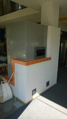 Tiilestä muurattu takka leivinuuni Loft, Bed, Furniture, Home Decor, Decoration Home, Room Decor, Lofts, Home Furniture, Interior Design