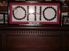 Hey, I found this really awesome Etsy listing at https://www.etsy.com/listing/107804001/ohio-state-oh-ioshadow-box-picture-made