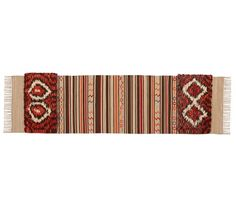 Scout Synthetic Kilim Rug - Warm Multi | Pottery Barn