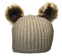 Our children's beanie collection is definitely one of a kind! We use SUPER SOFT Italian cashmere beanies and adorn them with genuine mink Bärli ears. Toddlers often put up a fight about keeping their hats on. Cashmere Beanie, Winter Hats, Beauty, Collection, Fashion, Beleza, Moda, La Mode, Cosmetology