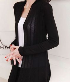 Candy Color Plus Size Casual Design Women Cardigan Long Sleeve Knitted Cardigans Ladies Summer Top Front Open Long Sweater S33
