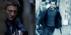 Paul Greengrass says Jeremy Renner, star of The Bourne Legacy, was never considered for a return when it came to developing Jason Bourne.