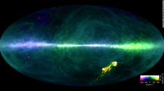 Scientists have used two of the world's largest telescopes to produce a new, super-detailed map of our galaxy.