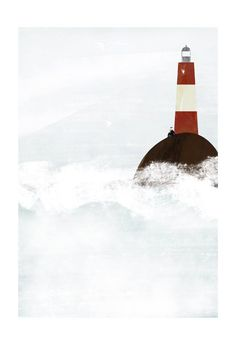 Hey, I found this really awesome Etsy listing at https://www.etsy.com/listing/170113402/the-lighthouse-keeper-big-print