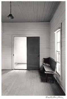 Eva Rubinstein, Abandoned Church, NC