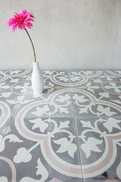 Sadus Tiles handmade cement tiles from Bali - Indonesia 30 x 30 cm