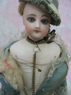 11 ´Fabulous and Rare Original Very Fine French Poupée Fashion Doll