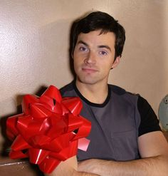 Ian Harding would make a very good Christmas present. | Pretty Little Liars