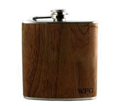 Unique gift for your dad, fiance, or husband    The listing if for one six ounce flask. If you would like full names, surnames, nicknames, etc.,
