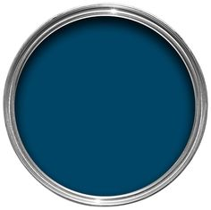 Dulux Feature Wall Sapphire Salute Matt Emulsion Paint 1.25L | Rooms | DIY at B&q. Space feature wall?