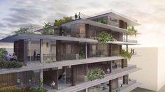 Flower Terraces -
