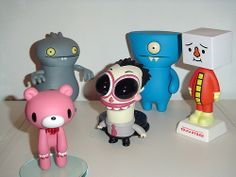 toys by andrielly, via Flickr