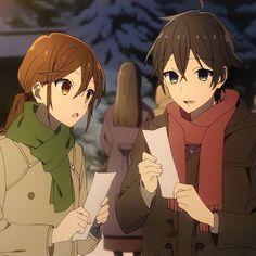 Anime Eyes, Manga Anime, Anime Art, Kimi Ni Todoke, Anime Couples Drawings, Horimiya, Anime Boyfriend, Slayer Anime, Anime Films