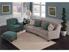 Shop for Smith Brothers Sofa, 227-10, and other Living Room Sofas at Hickory Furniture Mart in Hickory, NC. Comfort Wrinkles are Designed to Appear in This Style to Enhance the Exceptionally Soft Feel of the Seat and Back Cushions.