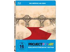 Movie Steelbooks - The Bridge on the River Kwai by Project Pop Art