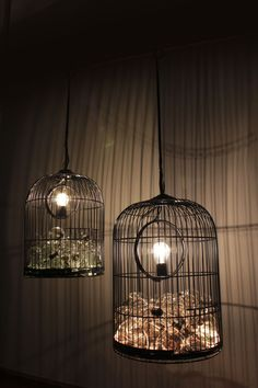 Caged ideas by Juan Pablo R. Valadez & Karen Oetling