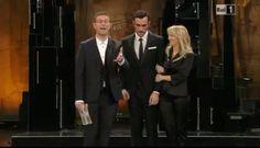 Marco Mengoni canta Luigi Tenco e si commuove a Sanremo