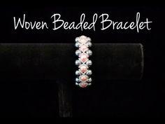 Elegant Evening Bracelet Necklace Beading Video Tutorial Trailer - YouTube