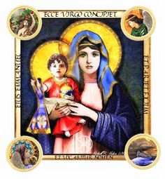 Maria met Jesus........................lbxxx.