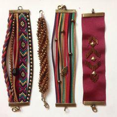 Chouette kit : idée de bracelets manchette