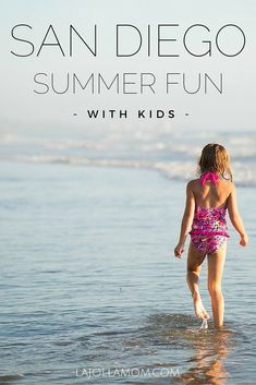 An awesome list of great things to do in San Diego with kids this summer geared toward both residents and tourists. via La Jolla Mom