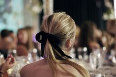 loving the ribbons