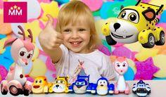 Видео для детей Врумиз машинки для детей