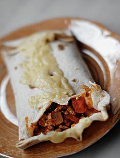 Buritto / Chili con carne