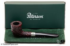 TobaccoPipes.com - Peterson Donegal Rocky 268 Tobacco Pipe Fishtail, $96.00 #tobaccopipes #smokeapipe (http://www.tobaccopipes.com/peterson-donegal-rocky-268-tobacco-pipe-fishtail/)