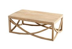 Lancet Arch Coffee Table design by Cyan Design