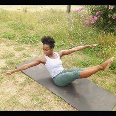 The Aeroplane has landed! ✈️ #pilates #pilatesbody #workout #fitness #sabrinasopilates