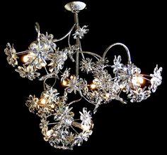 Chandelier, Ceiling Lights, Crown, Jewelry, Home Decor, Candelabra, Corona, Jewlery, Decoration Home