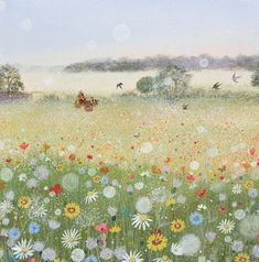 Landscapes & Wildlife Portfolio | Lucy Grossmith | Heart To Art