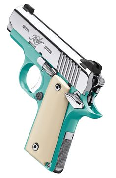 Kimber's Micro Bel Air™, .380 ACP from the 2015 Summer Collection www.kimberamerica.com Need this for the misses!!!