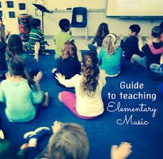 Mrs. Miracle's Music Room: A Beginner's Guide To Elementary General Music